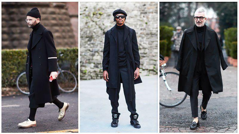 Как носить вещи с двойной высокой горловиной: стильные варианты в 2021